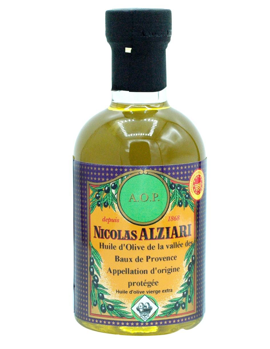 Huile d'olive de la vallée des Baux-de-Provence AOP 200 ML