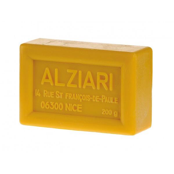 Savon à l'huile d'olive parfum miel 200 gr