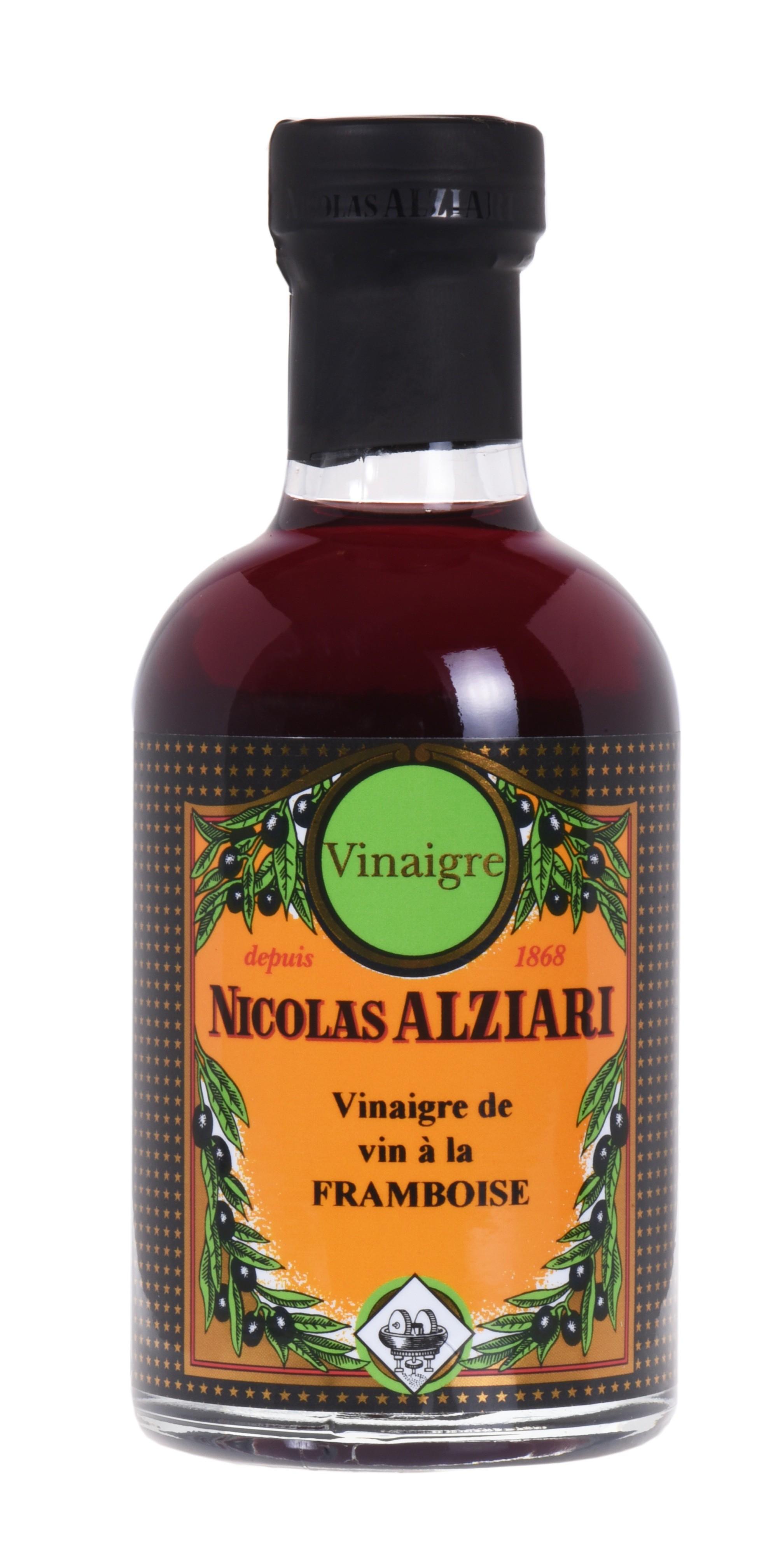 Vinaigre de vin à la framboise 200 ml