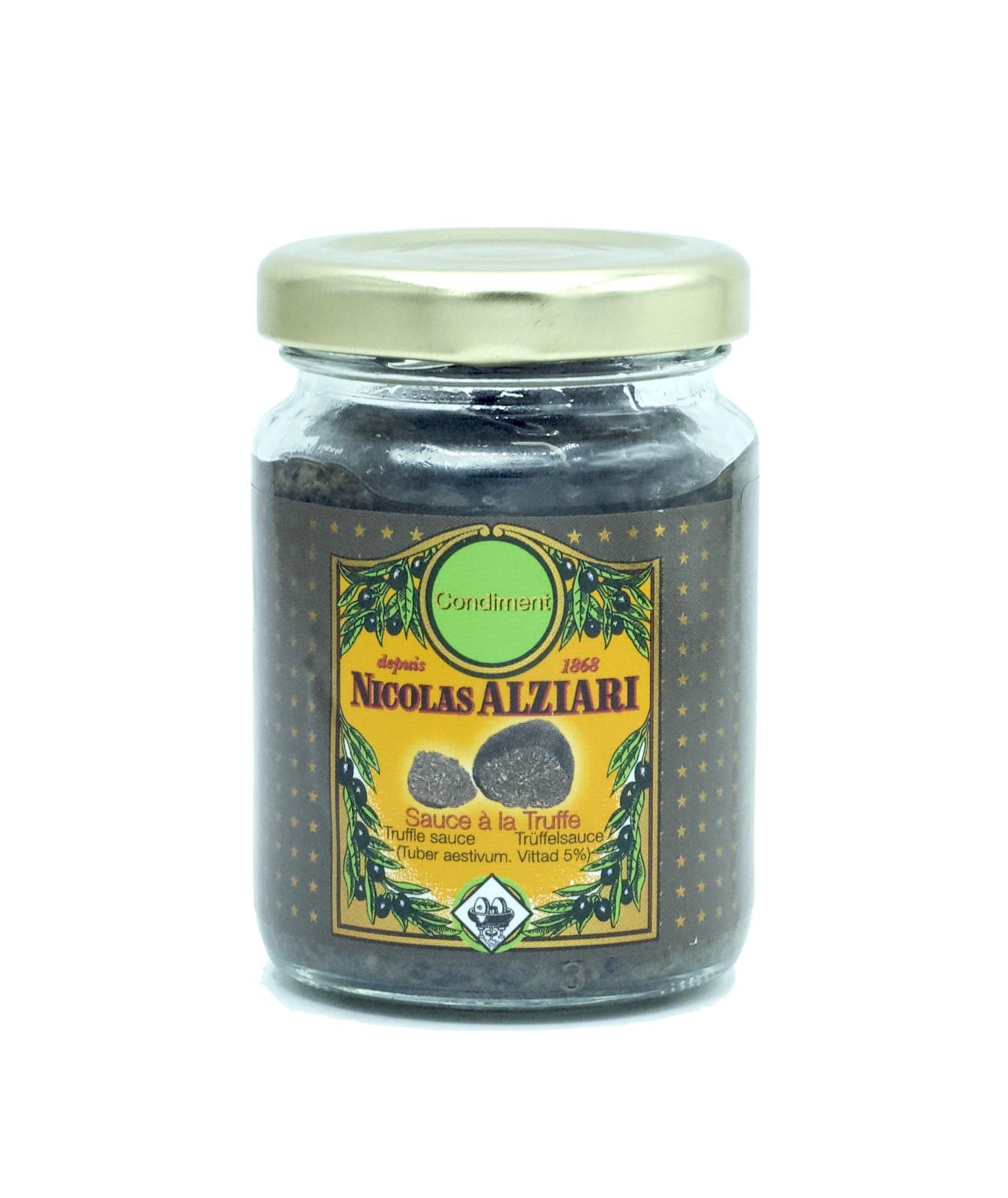 Sauce à la Truffe 80 g (Tuber Aestivum Vittad 5%)