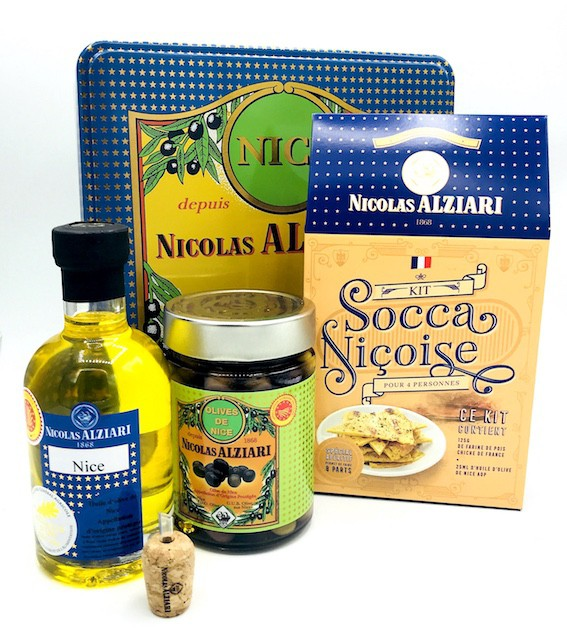 "Coffret gourmand ""Nissa La Bella"""