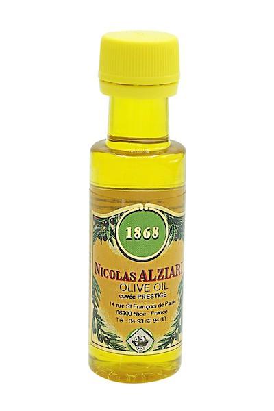 Mignonnette Huile d'olive Nicolas Alziari cuvée PRESTIGE - 25 ml
