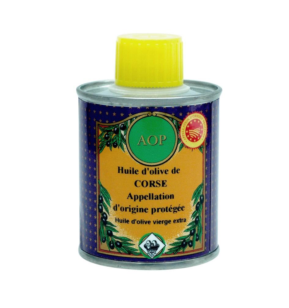 Huile d'olive de Corse AOP 100 ML (BIDON)