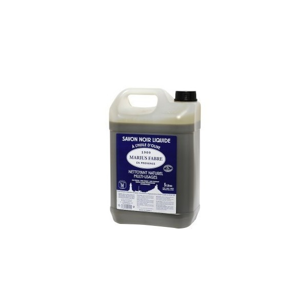 Savon Noir liquide 5 L