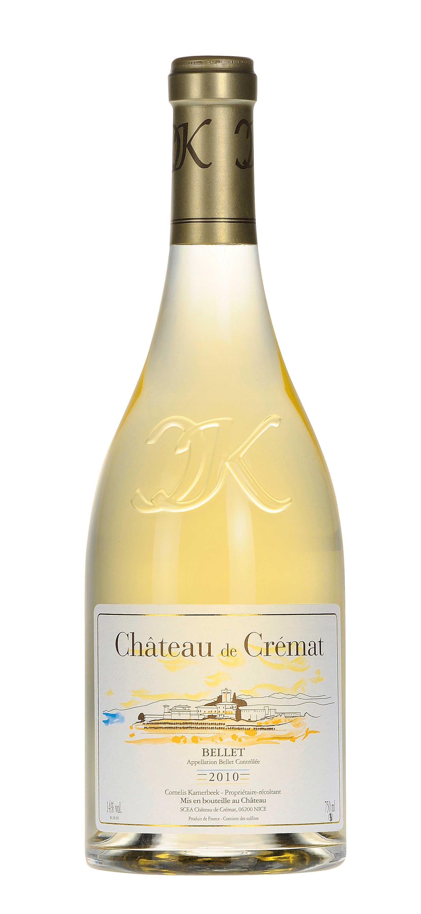 Vin blanc AOC Bellet 75 cl