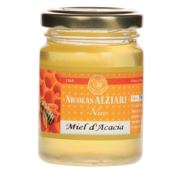 Miel d'acacia 125g