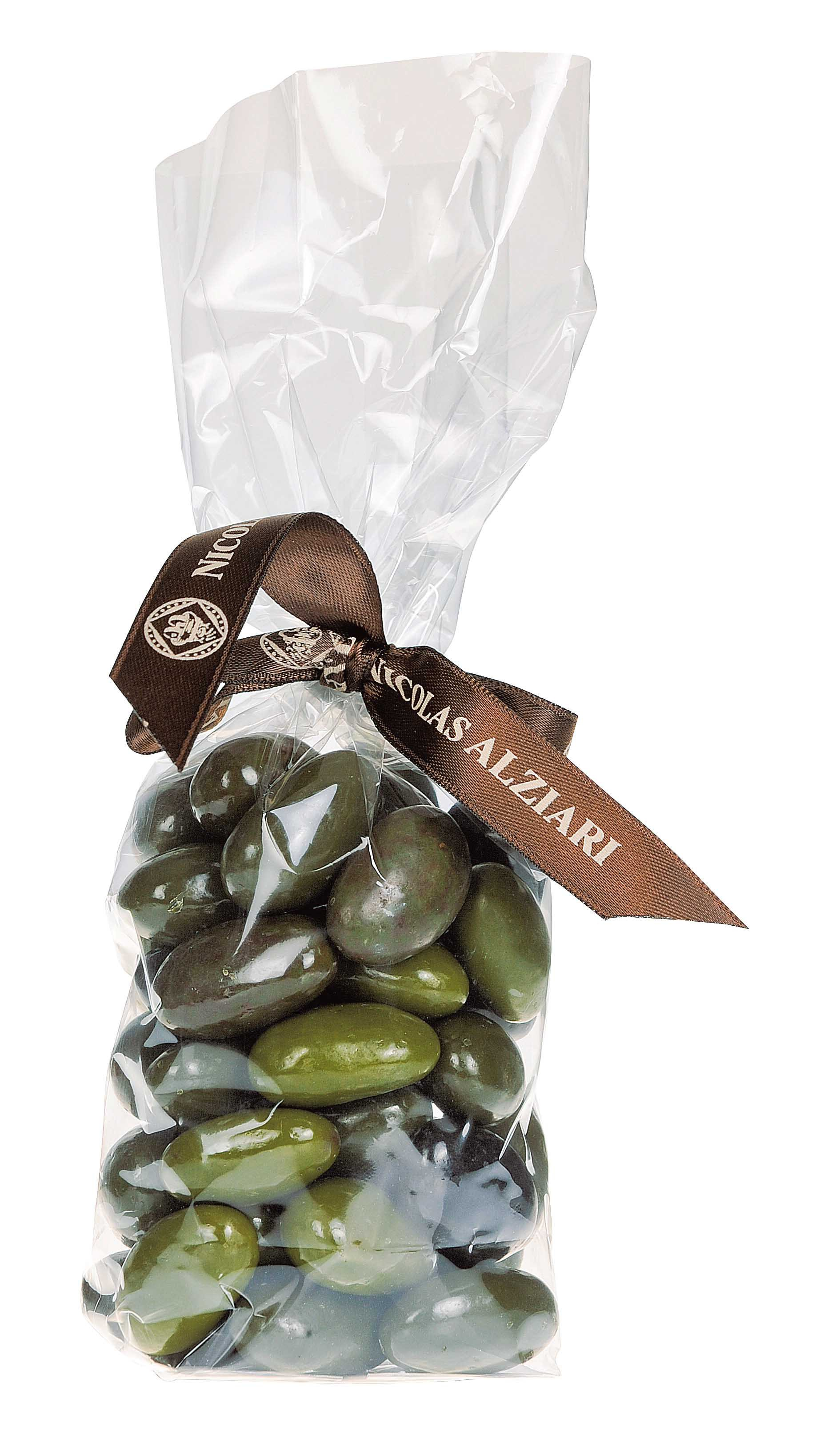 Olives en chocolat sachet 200g
