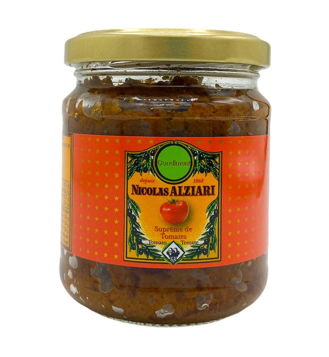 Suprême de tomates 180 gr