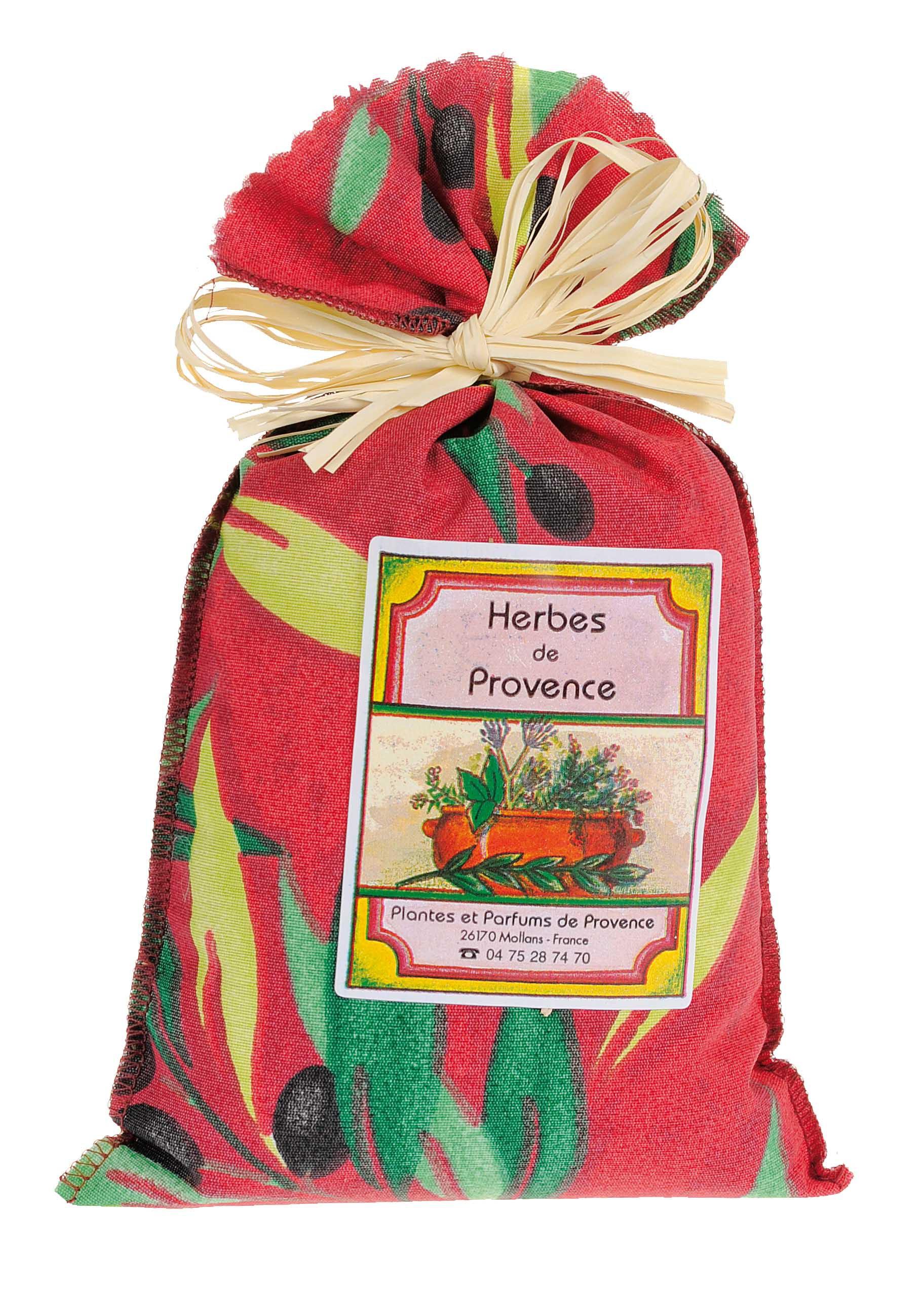 Herbes de Provence 150 gr tissu provençal