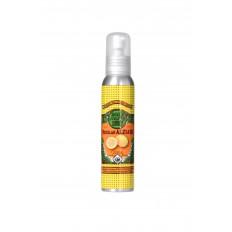 CITRON - Préparation culinaire à base d'huile d'olive et d'arôme naturel CITRON 100 ML (flacon pompe)