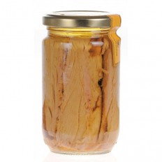 Filets de thon à l'huile d'olive 300 gr