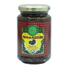 Tapenade d'olives Noires 320 gr