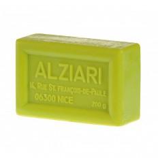 Savon à l'huile d'olive parfum verveine 200 gr