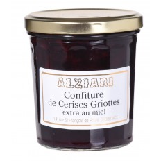 Confiture Cerises Griottes 375 gr