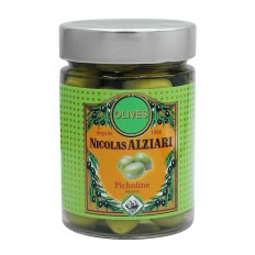 Bocal d'olives vertes Picholine 200 g (France)