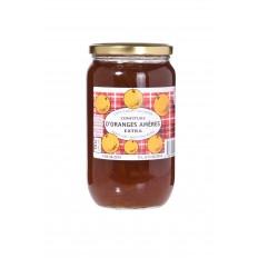 Confiture d'Oranges Amères de Vallauris 1 kg