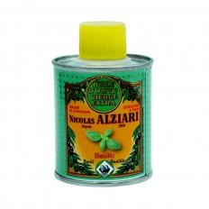 BASILIC - Préparation culinaire à base d'huile d'olive et d'arôme naturel BASILIC 100 ml (BIDON)
