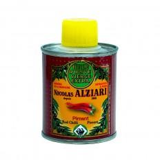 PIMENT - Préparation culinaire à base d'huile d'olive et d'arôme naturel PIMENT 100 ML (BIDON)