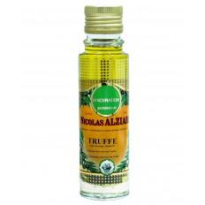 Préparation alimentaire à base d'huile d'olive et Truffe noire (tuber brumale 1%) 100 ml