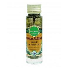 Préparation alimentaire à base d'huile d'olive et d'herbes de Provence 100 ml