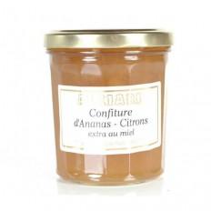 Confiture Ananas - Citron 375 gr