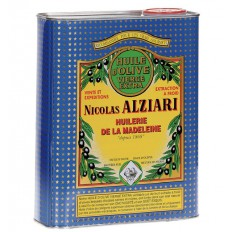 Huile d'olive Nicolas Alziari cuvée PRESTIGE 2 L