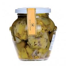 Artichauts à l'huile d'olive 280gr