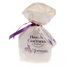 Fleur de sel de Guérande toile 125 gr