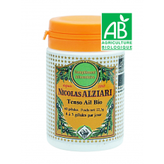 Tenso Ail Bio 60 gélules (complément alimentaire)