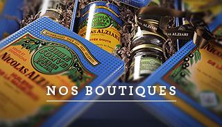 Nos boutiques : de la culture à la commercialisation
