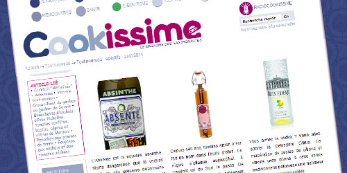 Cookissime Aout 2014