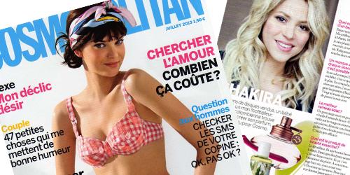 Cosmopolitan - Novembre 2013