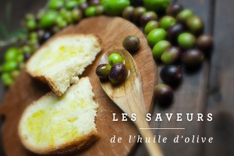 Degustation d'huole d'olive